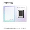 【小森うずら】FC限定/特製カードボードつきソロチェキ(ツアー開催記念)